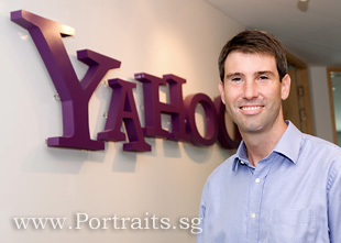 Singapore corporate headshot portrait photo